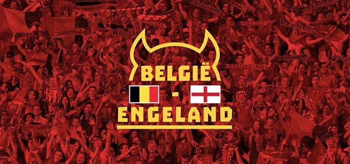 Wk Belgie Engeland